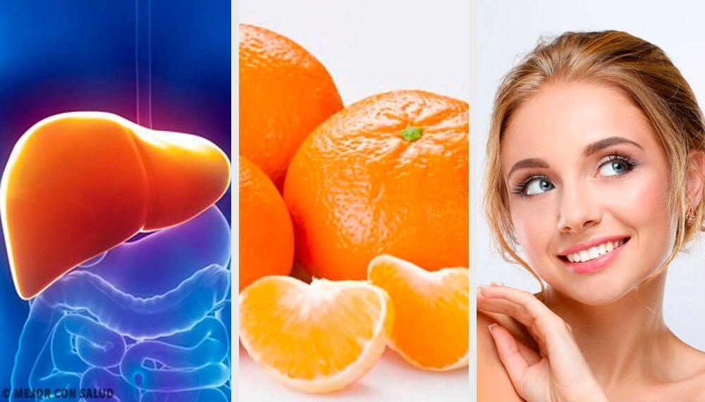 4 usos interesantes de la mandarina