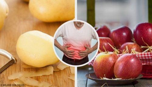 Dieta saludable para la gastritis cronica