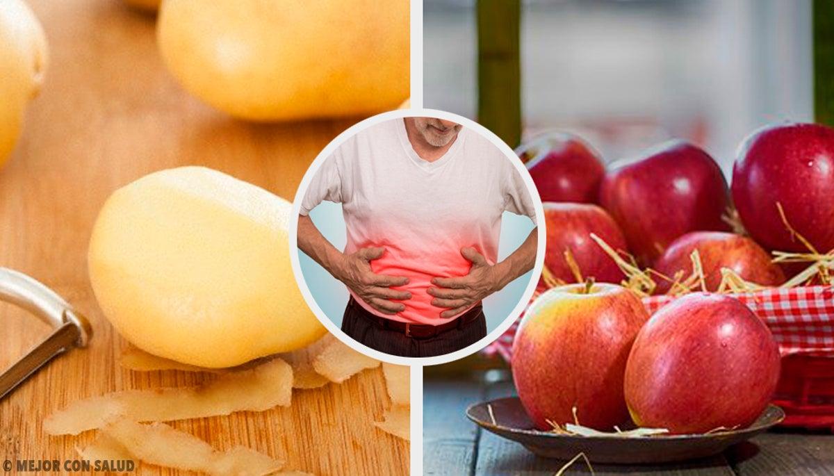 que alimentos consumir para curar la gastritis