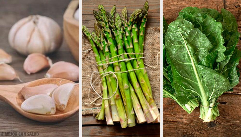 8 vegetales que causan alergia