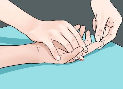 problemas con los dedos con diabetes