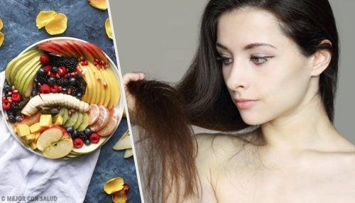 ¿Sabías que estos 12 alimentos embellecen tu cabello?