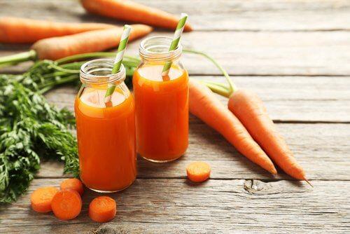 Alimentos para aumentar las plaquetas: ricos en vitamina A