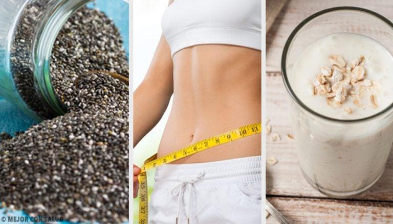 6 alimentos perfectos para quemar grasas
