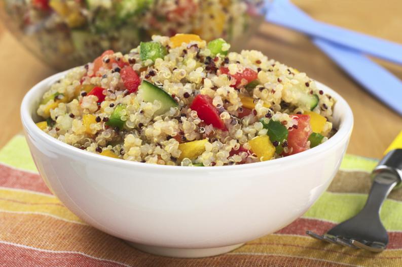 Beneficios fantásticos de la quinoa