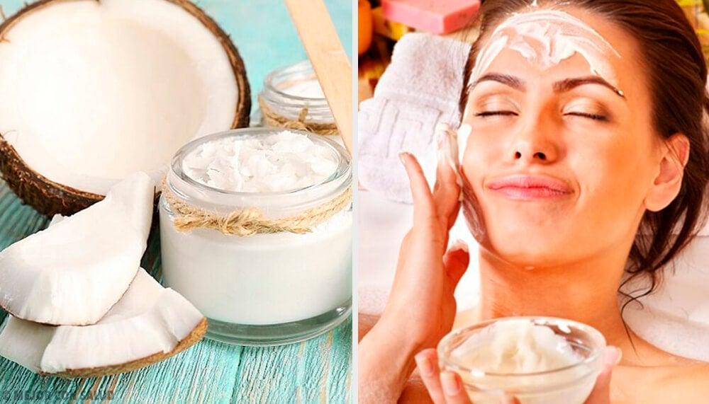 Beneficios del aceite de coco en la estética