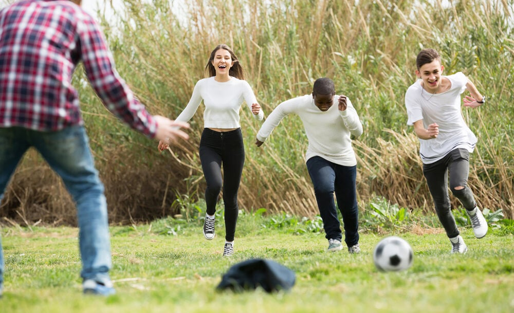 Beneficios sociales del deporte en familia