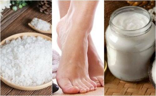 Cómo ablandar los callos de los pies con 5 remedios naturales