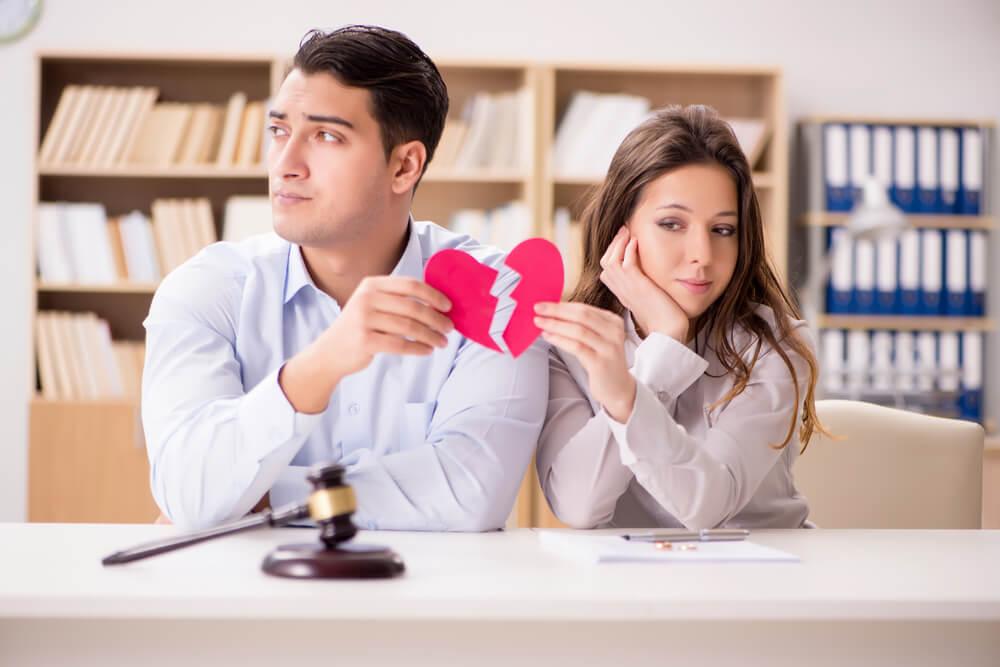 Cómo afrontar la ruptura de la pareja.