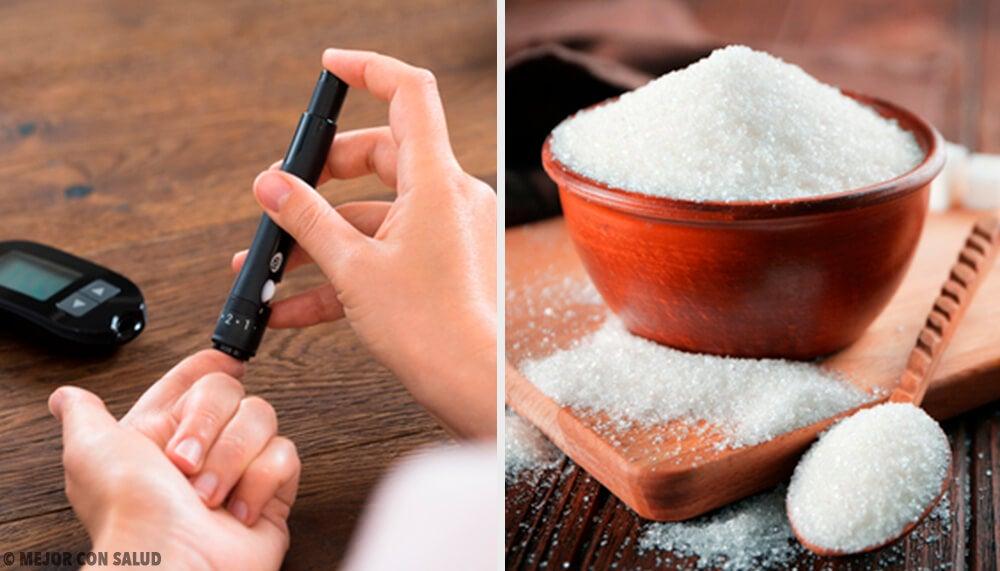 Cómo eliminar el exceso de azúcar del cuerpo