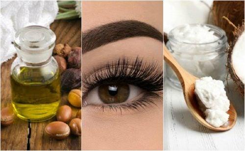 Cómo embellecer tus pestañas con 6 aceites vegetales