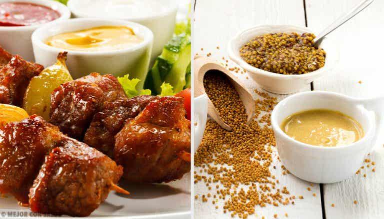 Cómo preparar mostaza antigua a la miel y una receta para disfrutarla