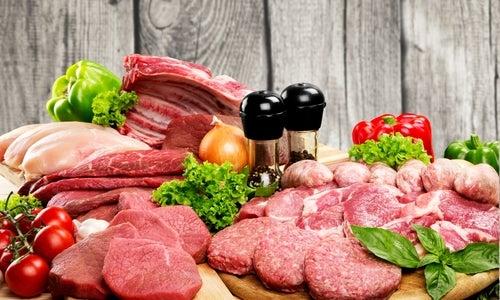 Carnes processadas