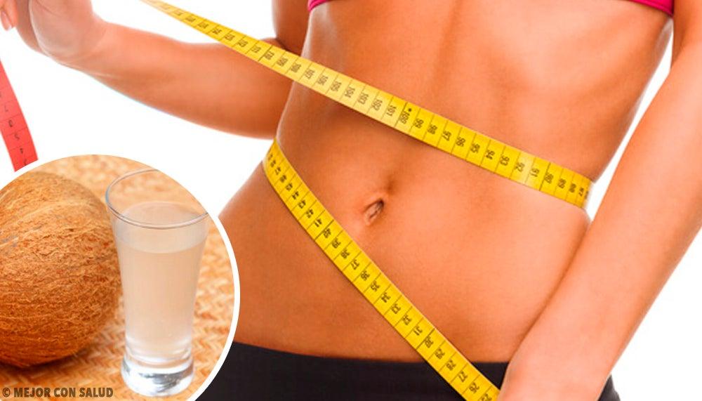 Consigue el abdomen más plano en 14 días con esta bebida