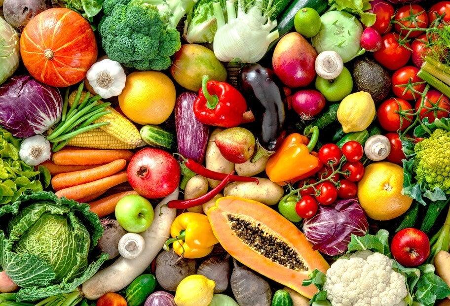 Consume hortalizas orgánicas