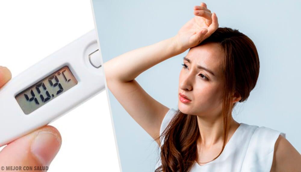 ¿Cuándo se considera grave una temperatura corporal alta?