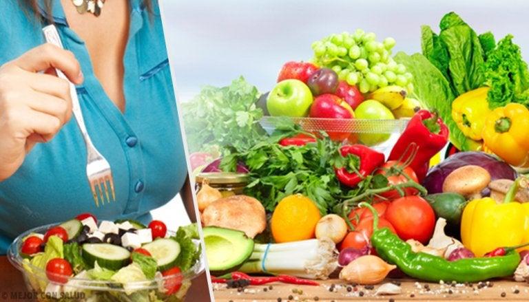 ¿Cuántas comidas al día hay que realizar?