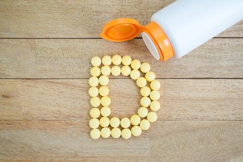 El proceso de feedback en la absorción de la vitamina D