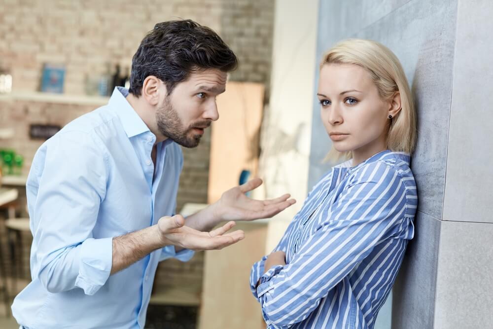 Dejar de buscar culpables y de culparse
