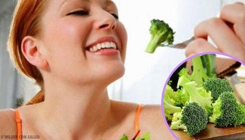 recetas de brocoli para dietas