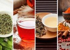 Deliciosos tés para desintoxicar tu cuerpo