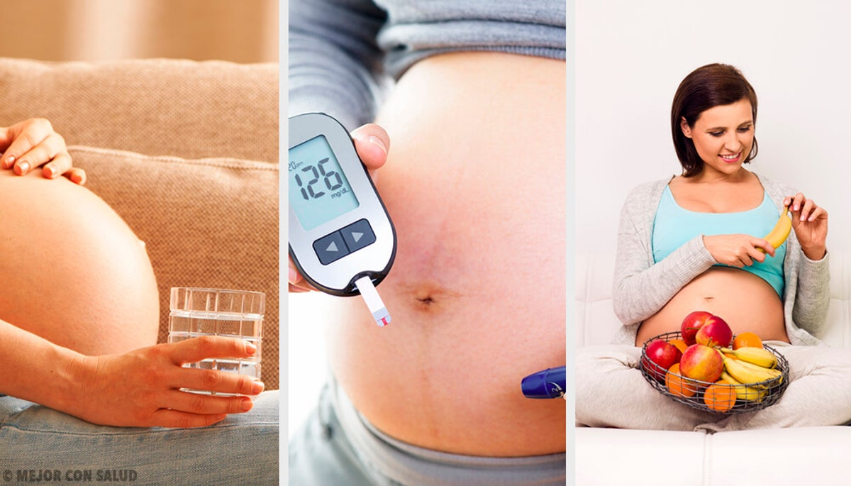 diabetes mellitus gestacional bebé