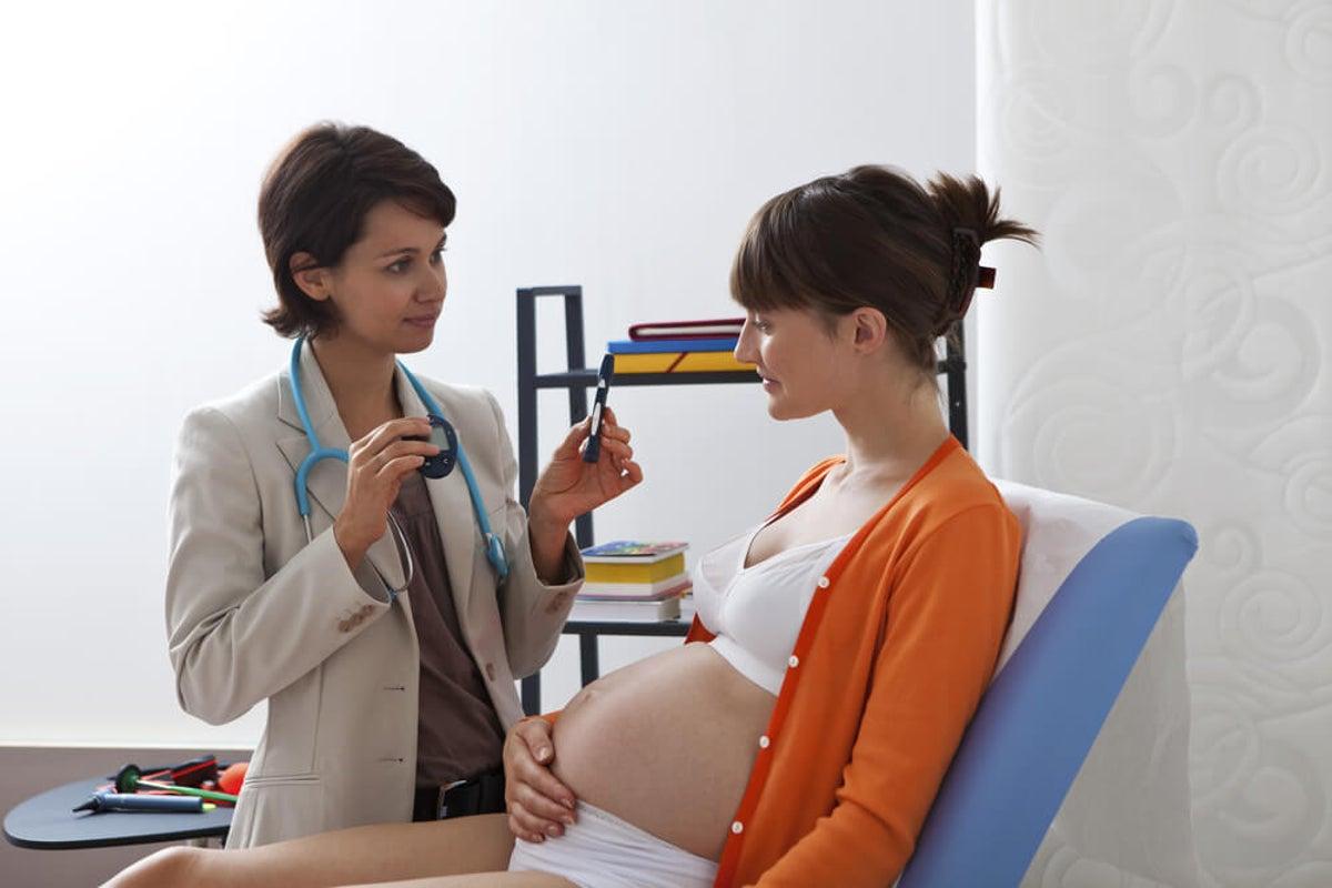 ver bebe de 25 semanas de diabetes gestacional