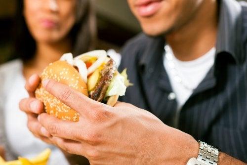 Dieta inadecuada