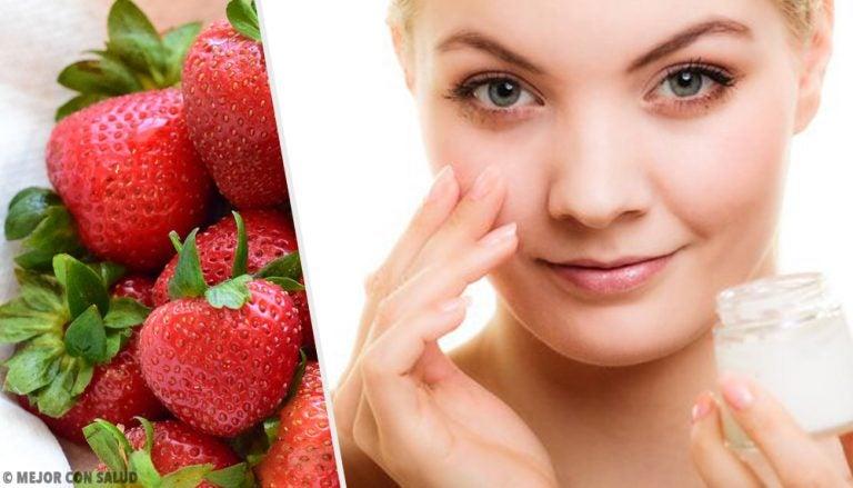 Disfruta estas 8 mascarillas frutales para relajar tu rostro