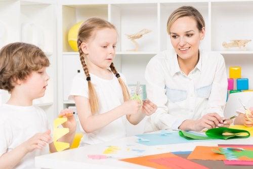El autismo o trastorno del espectro autista