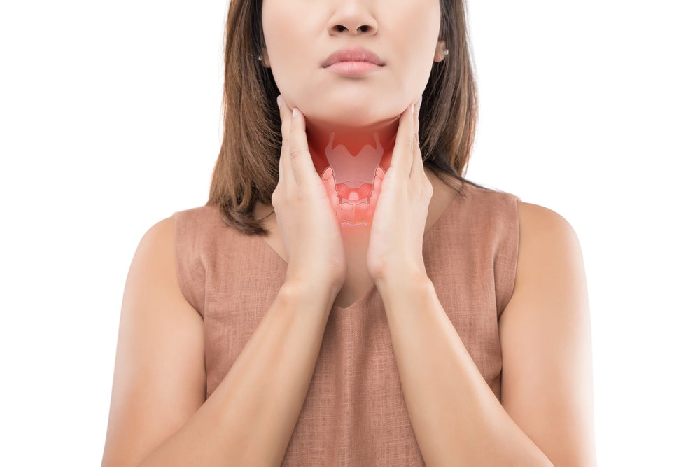 El control sobre la secreción de las hormonas tiroideas