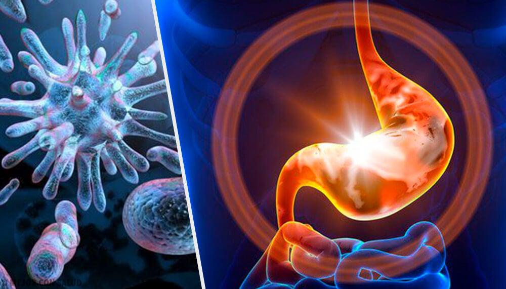 El primer día de gastroenteritis, cuidados básicos