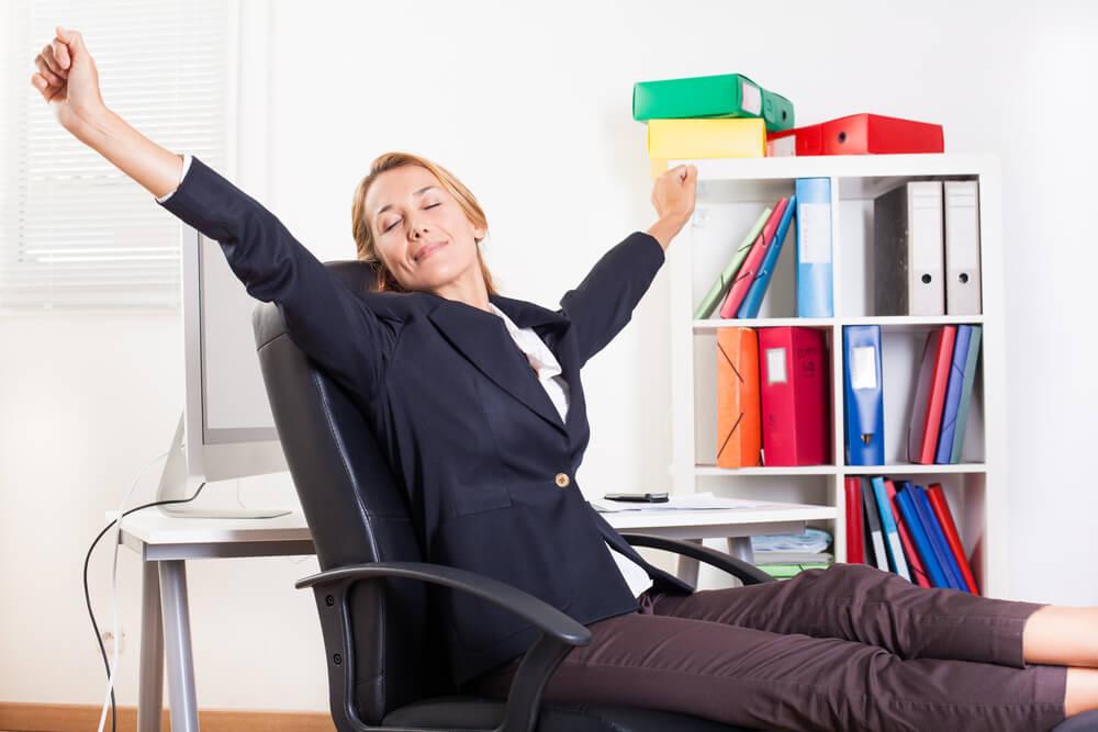 Estiramientos y buenos hábitos