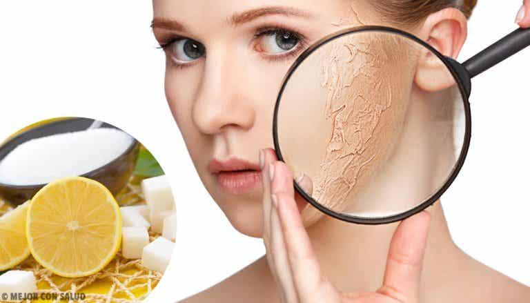 Exfoliantes corporales para piel seca