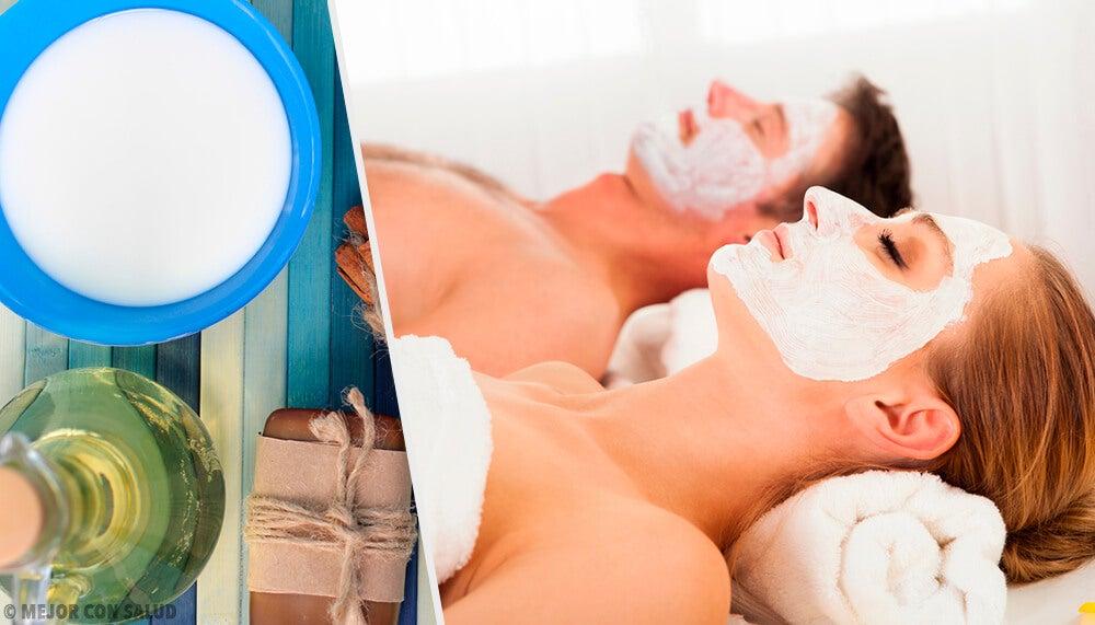 10 formas naturales de tratar la resequedad de la piel