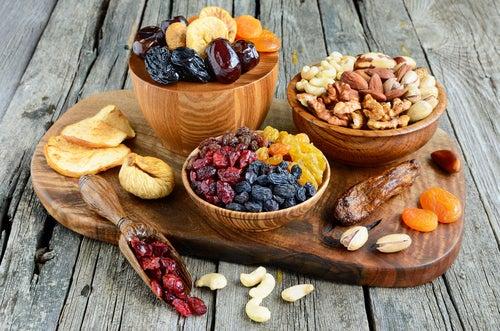 Que frutos secos sirven para adelgazar