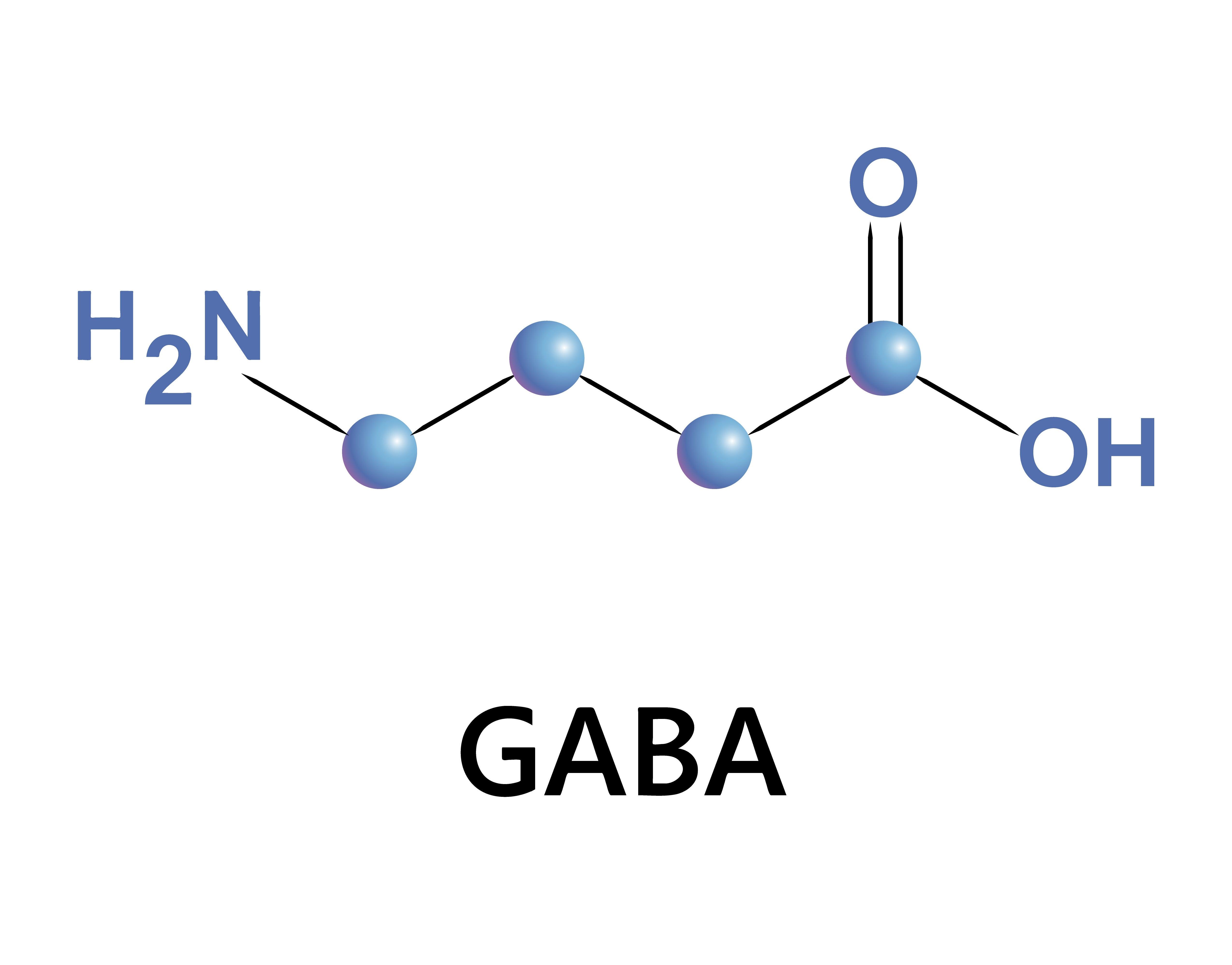 fórmula del GABA, análogo del GHB