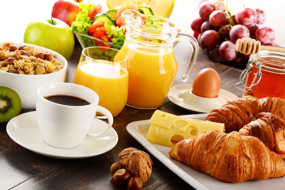 Comida saludable para recuperar la energía