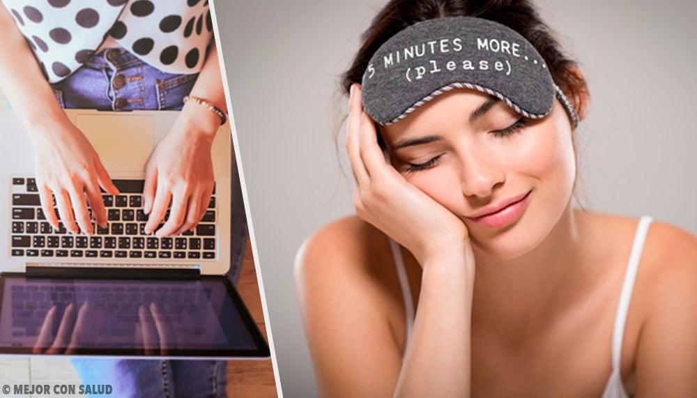 Hábitos que te hacen menos productivo