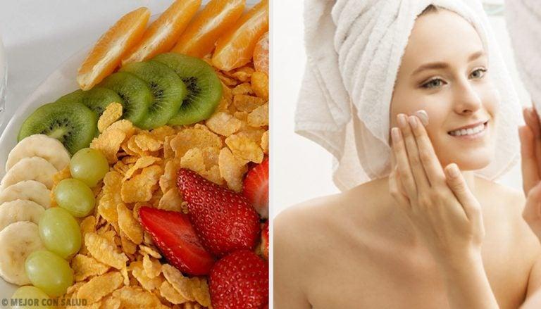 ¿Hay alimentos que tienen el efecto de hidratar nuestra piel?