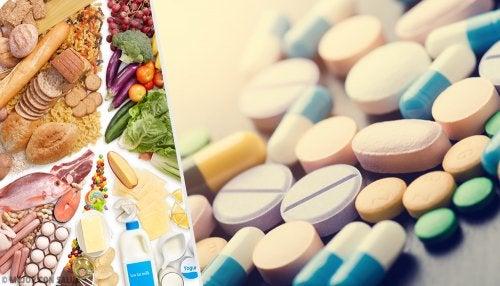 Interacciones entre fármacos y alimentos