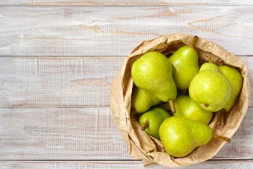 dieta de la pera para adelgazar rapido