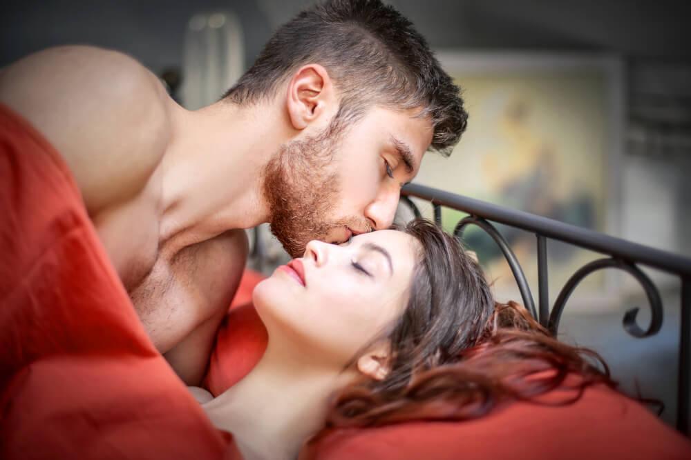 La primera fase del orgasmo masculino