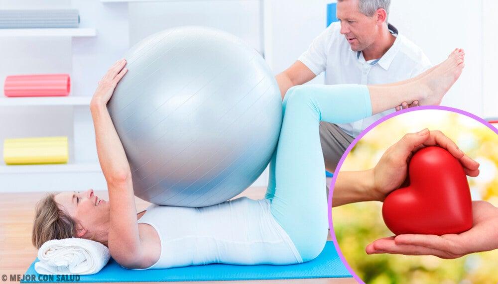 La salud del corazón en la menopausia