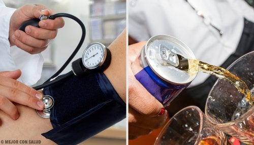 bebidas alcoholicas que suben la presion arterial