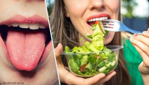 Las papilas gustativas: función y tipos