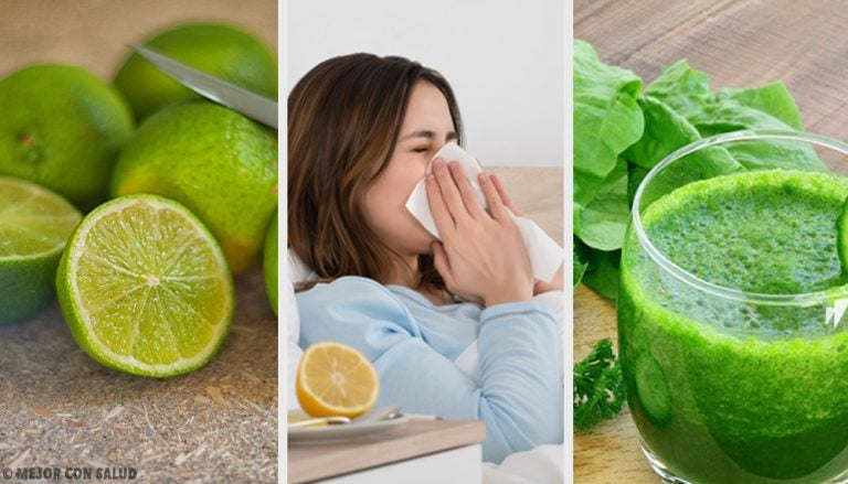 Los 9 mejores remedios naturales para prevenir los resfriados