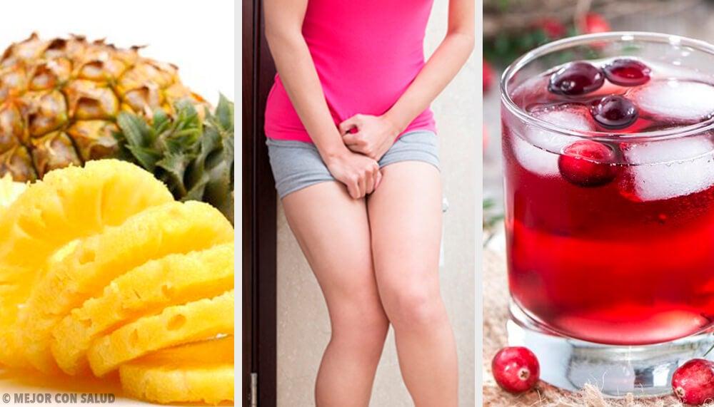 Los mejores remedios para tratar las infecciones de vías urinarias