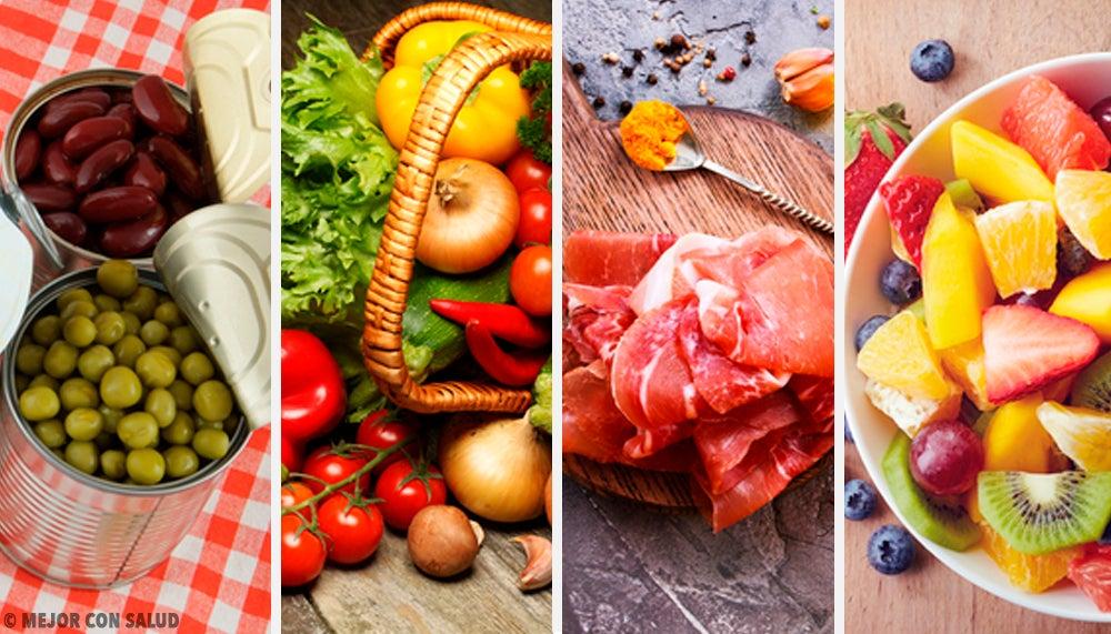 Los peores alimentos que puedes comer y sus alternativas más sanas