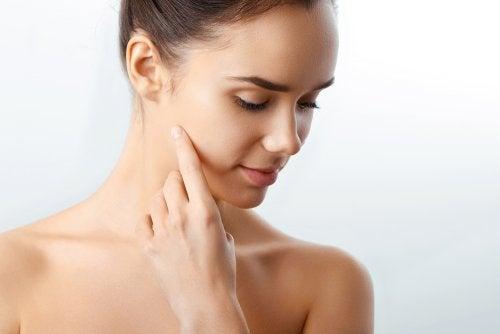 Luteína para la piel